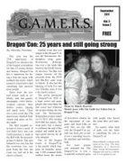 GAMERS Newspaper - Sept 2011