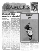 GAMERS Newspaper - Dec 2011