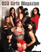 D20 Girls Magazine - Winter 2011