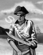 Old Sea Dog Pirate