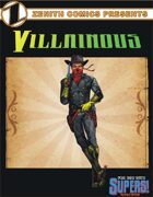 Zenith Comics Presents: Villainous - Colt