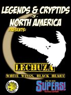 Legends and Cryptids of North America: La Lechuza