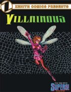 Zenith Comics Presents: Villainous - Damselfly