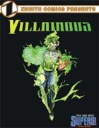 Zenith Comics Presents: Villainous - Energion