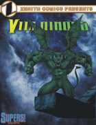 Zenith Comics Presents: Villainous - Green Gargoyle