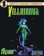 Zenith Comics Presents: Villainous - Aqua