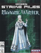 Enemy Strike File: Madame Winter [Icons Edition]