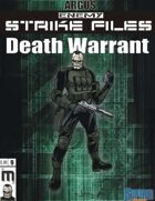 Enemy Strike File: Death Warrant