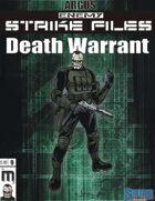 Enemy Strike File: Death Warrant