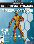 Enemy Strike File: Professor Atmos