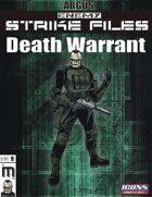 Enemy Strike File: Death Warrant [Icons]