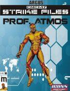 Enemy Strike File: Professor Atmos [Icons]