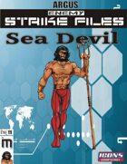 Enemy Strike File: Sea Devil [Icons]