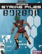 Enemy Strike File: Gorgon [Icons]