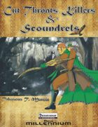 Cut Throats, Killers, and Scoundrels - Echofall