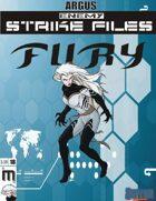 Enemy Strike File: Fury