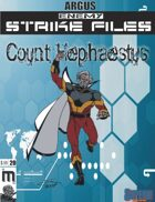 Enemy Strike File: Count Hephaestus