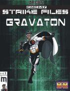 Enemy Strike File: Gravaton [Mutants and Masterminds]
