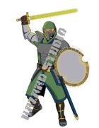 Sketchbook Scifi 1: Space Knight