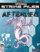 Enemy Strike File: Afterlife