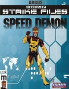 Enemy Strike File: Speed Demon [Icons]