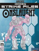 Enemy Strike File: Onslaught