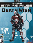 Enemy Strike File: Death Wish