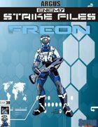 Enemy Strike File: Freon