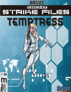Enemy Strike File: Temptress