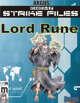 Enemy Strike File: Lord Rune