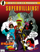 Zenith Comics Presents: Supervillains (BASH!)