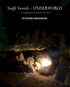 Swift Swords Underworld Potions Expansion Deck PnP