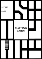 Mapping Cards - Secret Base