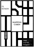 Mapping Cards - Oil Refinery