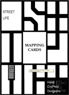 Mapping Cards - Street Life