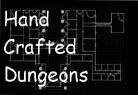 Hand Crafted Dungeons
