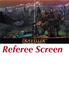 D20-S2 Referee Screen for Traveller 20