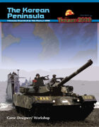 T2000 v1 Korean Peninsula Sourcebook