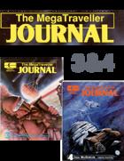MT MegaTraveller Journal 3-4 [BUNDLE]