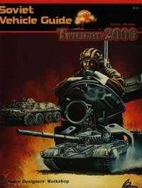 T2000 v1 soviet vehicle guide game designers 39 workshop for Bureau 13 rpg pdf