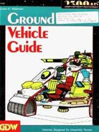 2300 AD Ground Vehicle Guide