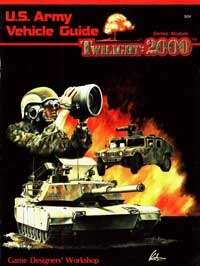 T2000 v1 US Army Vehicle Guide