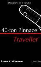 40-ton Pinnace