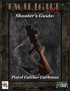 T2013- Shooter's Guide: Pistol Caliber Carbines