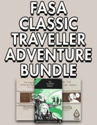 FASA Classic Traveller Adventures [BUNDLE]