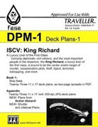 CT-F DPM-1 FASA King Richard Deck Plan Module