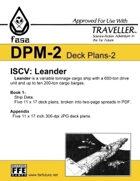 CT-F DPM-2 FASA Leander Deck Plan Module