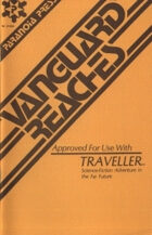 PP4 Vanguard Reaches (Traveller Licensed Supplement)
