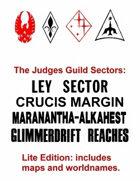 The Judges Guild Sectors