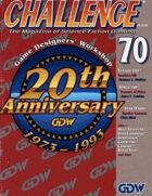 CHALLENGE Magazine No. 70.